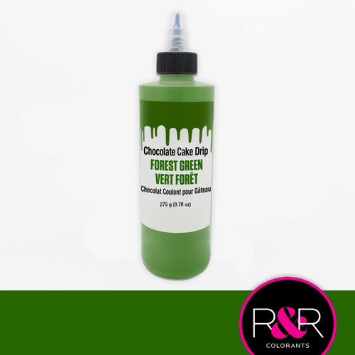 Cake Drip Forest Green 9oz