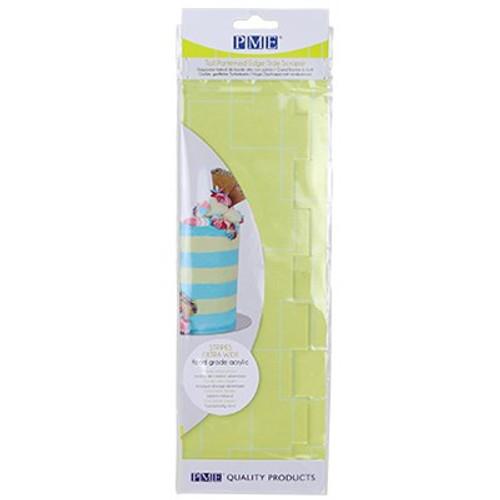 PME Extra Wide Stripe Patterned Tall Scraper