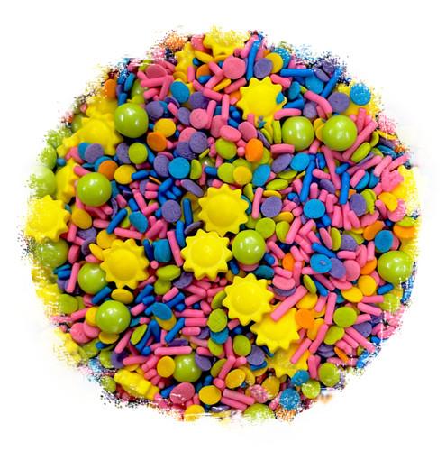 Fun In The Sun Sprinkle Mix Bulk ( 100 g )