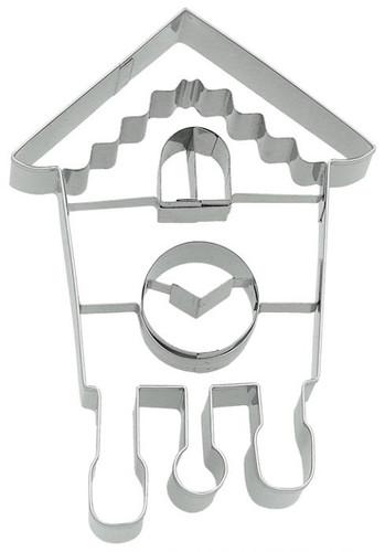 Cuckoo Clock Impression Cookie Cutter