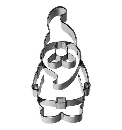 Gnome / Santa Impression Cookie Cutter