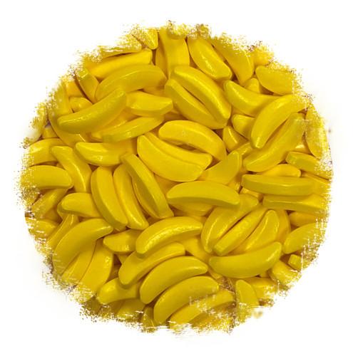 Banana Candy Shapes ( 100 g )