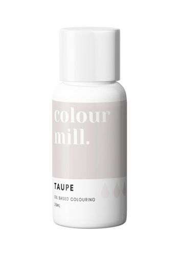 Colour Mill Taupe Oil Based Colouring 20ml