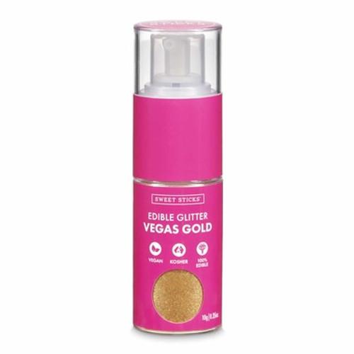 Vegas Gold Edible Glitter Pump (10g)
