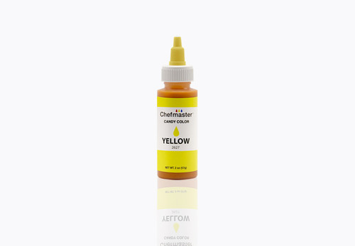 Chefmaster Yellow Candy Color 2oz