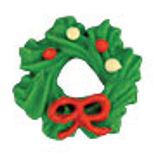 Wreath Royal Icing (9pc)