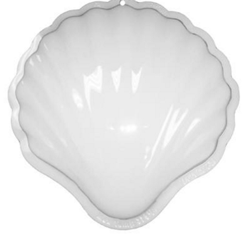 Plastic Clam Shell Cake Pan