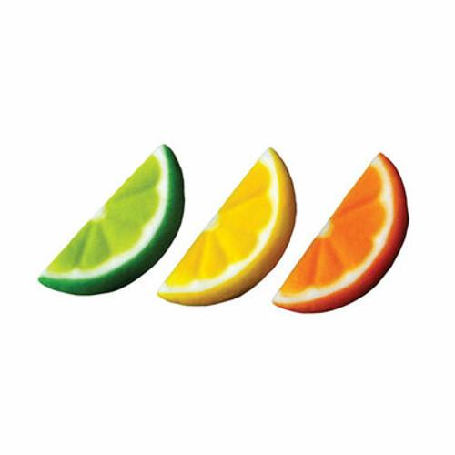 Fruit Slices Large Asst Pressed Sugar ( 8 pc )*