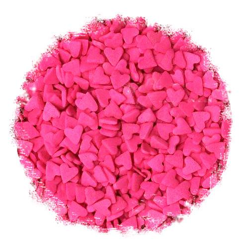 Pink Heart Quinns Sprinkles