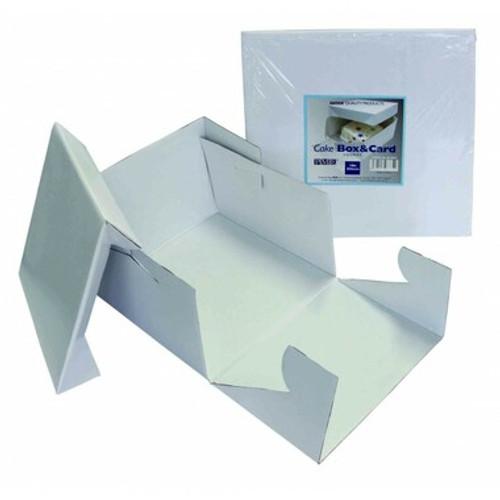 Box PME Cake 8 inch Square