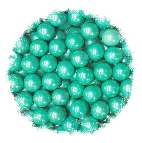 Turquoise Shimmer Sixlets