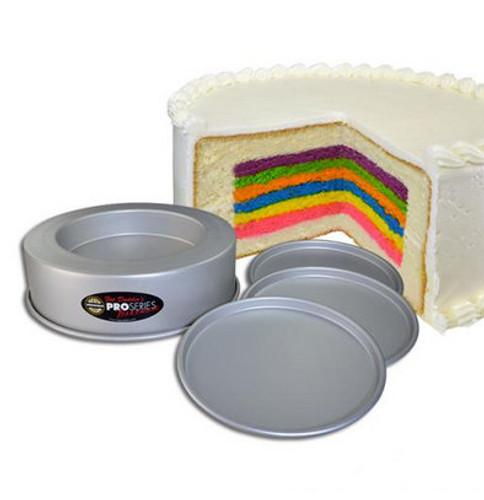 Wild Inside Cake Pan Set