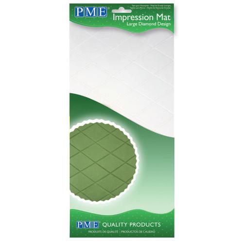 Large Diamond Impression Mat