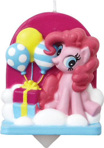 My Little Pony Candle Pinkie Pie