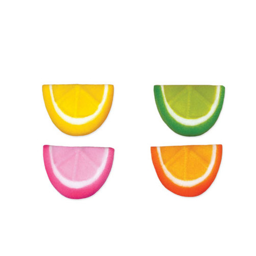 Candy Fruit Slices Molded Sugars