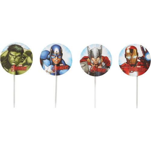 Avengers Cupcake Fun Pixs
