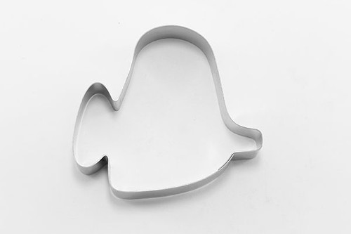 Yellow Tang Fish Cookie Cutter
