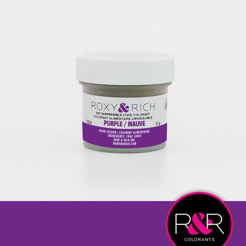 Purple Powder Food Color
