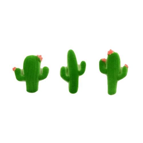 Cacti Assorted Pressed Sugar