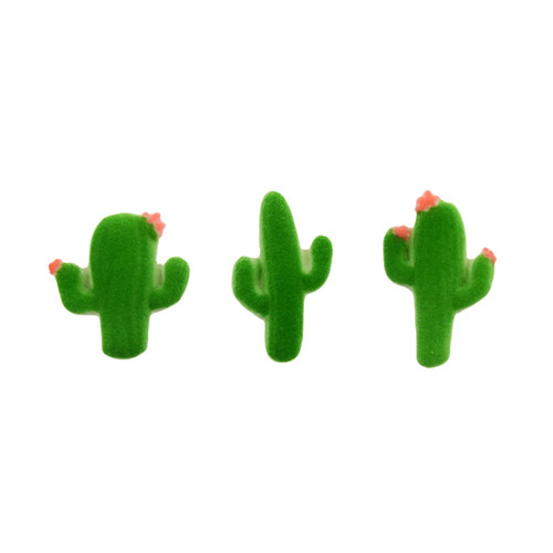 Cacti Assorted Pressed Sugar