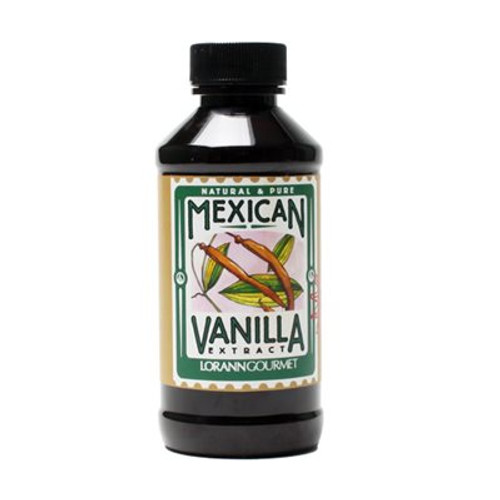 Mexican Vanilla Extract 4oz