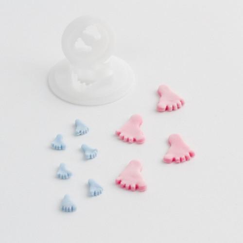 Baby Feet Cutter Set FMM
