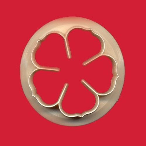 5 Petal Rose Gumpaste Cutter