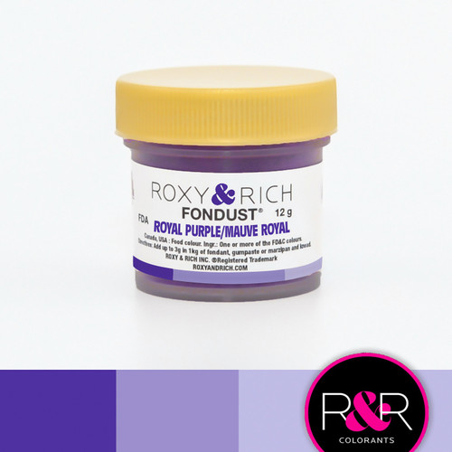 Royal Purple Fondust