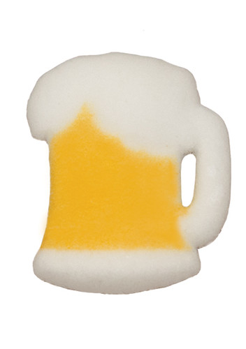 Beer Mug Pressed Sugar