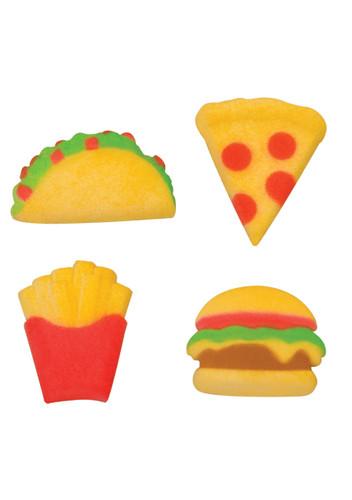 Fast Food Pressed Sugars