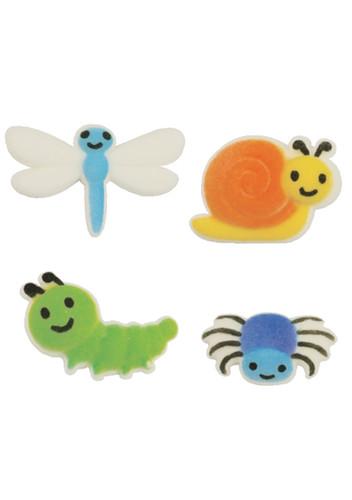 Cute as a Bug Assortment Pressed Sugars
