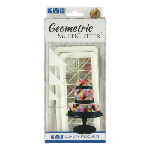 Right Angle Geometric Topper