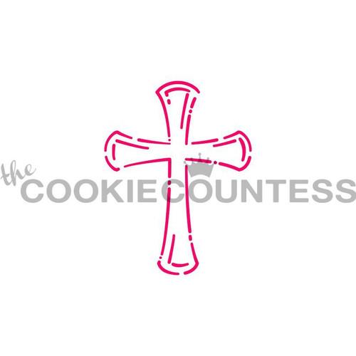 Cross Cookie Cutter