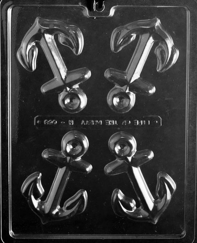 Anchor Large Chocolate Mold
