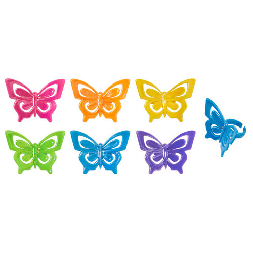 Butterfly Cake or Cupcake Toppers