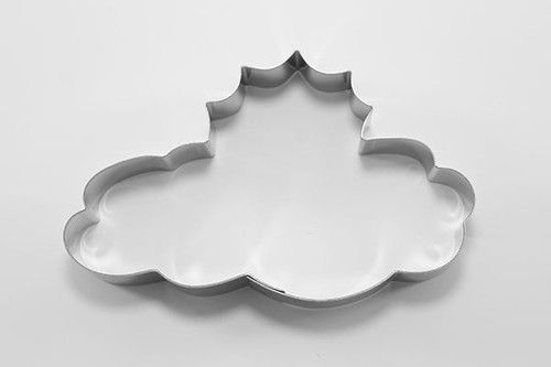 Cloud with peaking Sun Cookie Cutter