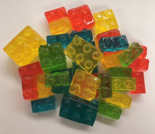 Gummy Candy Building Blocks ( Lego ) Candy 85 g