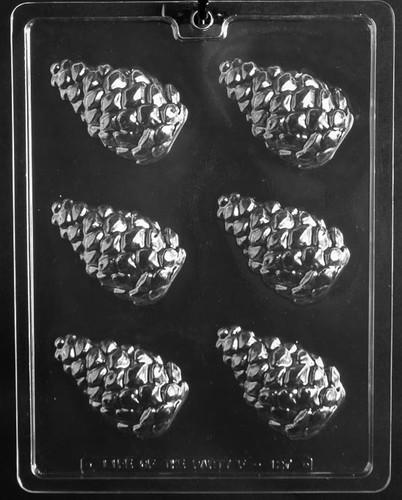 Pinecones Chocolate Mold
