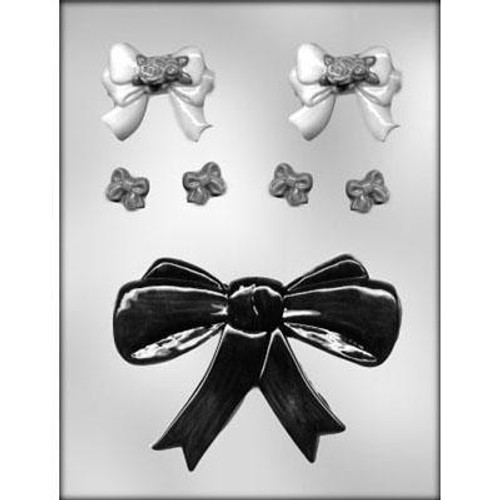 Bow Chocolate Mold