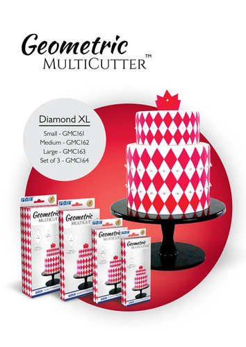 Diamond XL Geometric MultiCutter