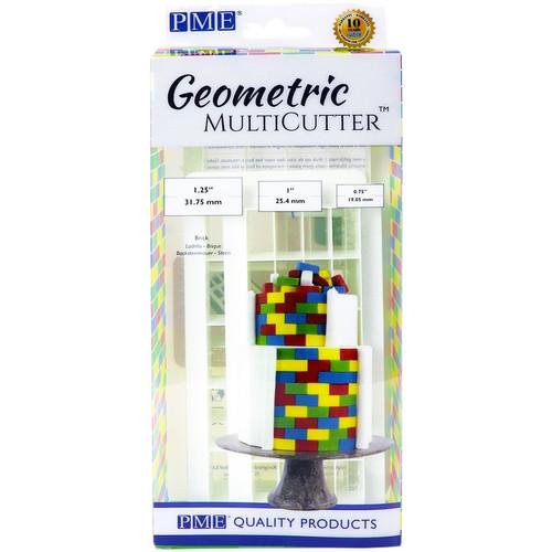 Brick Geometric MultiCutter Set
