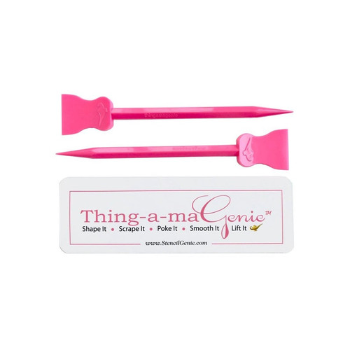 Thing-a-maGenie Cake Tool