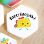 Taco Tuesday PYO Cookie Stencil