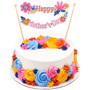 Happy Mothers Day Cake Topper (1 pc)