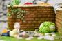 Rustic Brickwork Silicone Mold