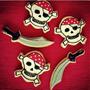 Skull & Crossbones Cookie Cutter