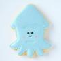 Squid Cute Cookie Cutter