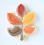Hawthorn Leaf Cookie Cutter