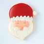 """Santa Face 4"""" Cookie Cutter"""