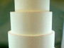 "Styrofoam Cake Dummies - Round 4"" High"
